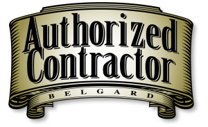 We are authorized Belgard contractors